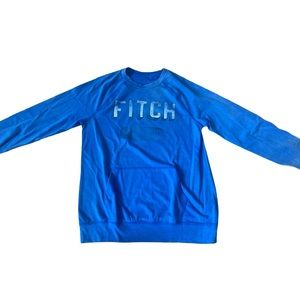Abercrombie & Fitch Kids Blue Long Sleeved T 11-12